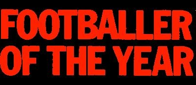 Footballer Of The Year [UEF] image